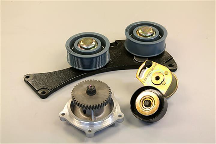 Heavy Truck Engine Tensioners